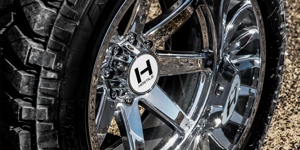 Hostile Wheels