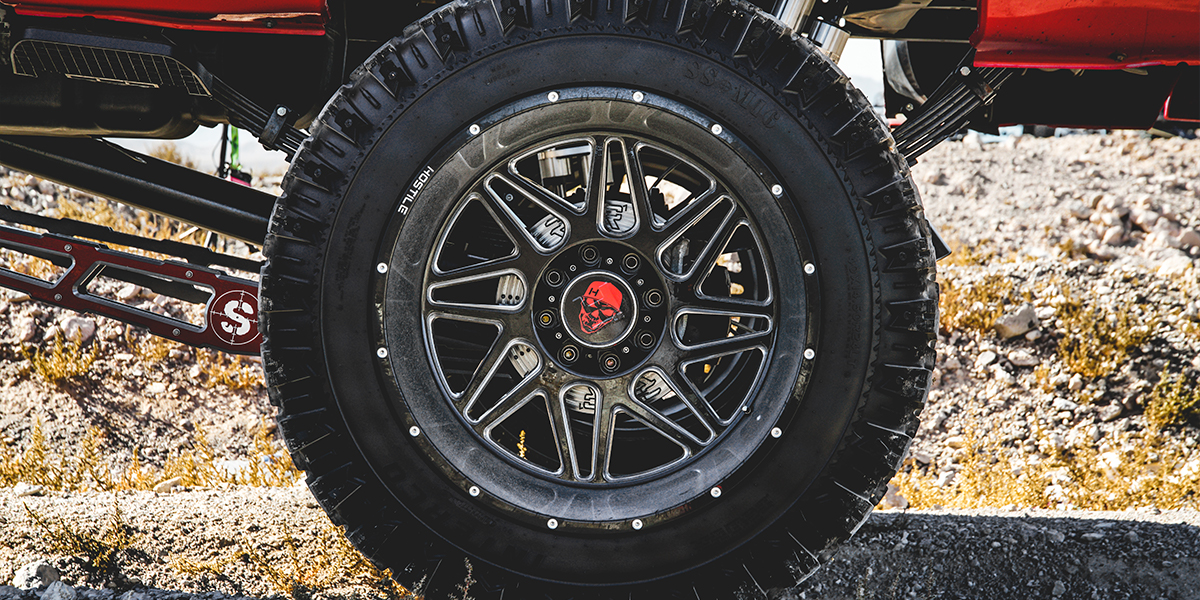 Ford Super Duty Pictures - Hostile Wheels
