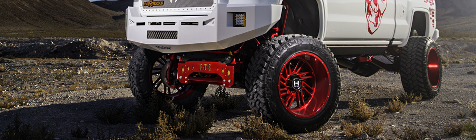 HOSTILE OFFROAD WHEELS