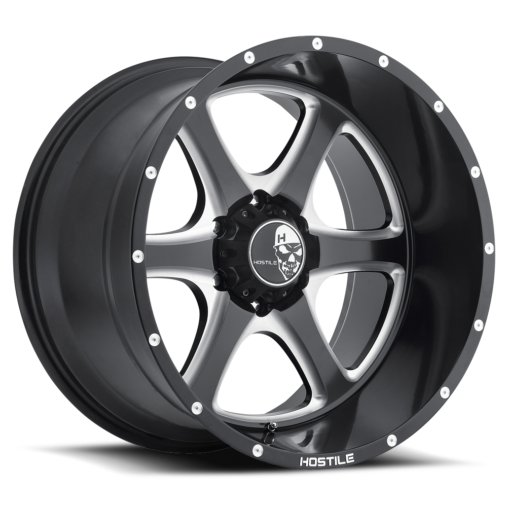H105 EXILE (6L) Blade Cut - Hostile Wheels