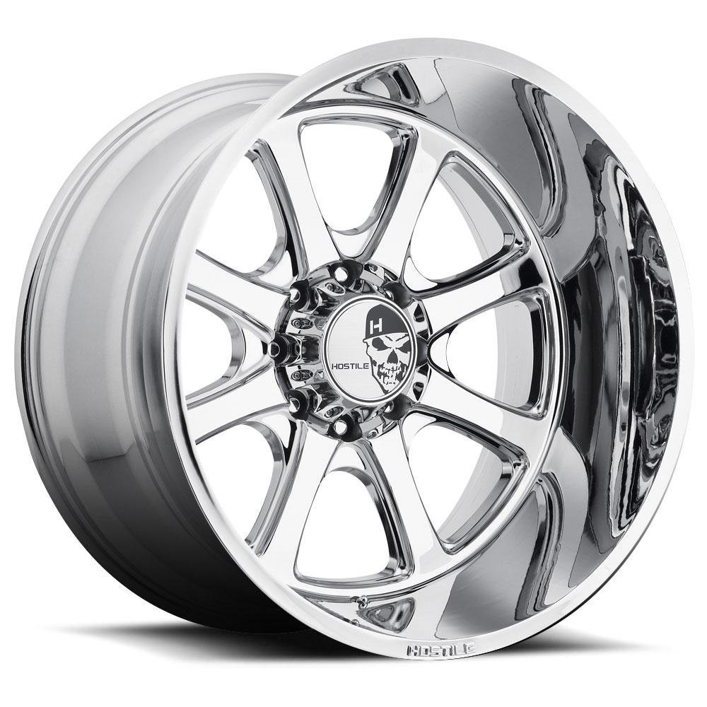 how to make aluminum wheels look like chrome