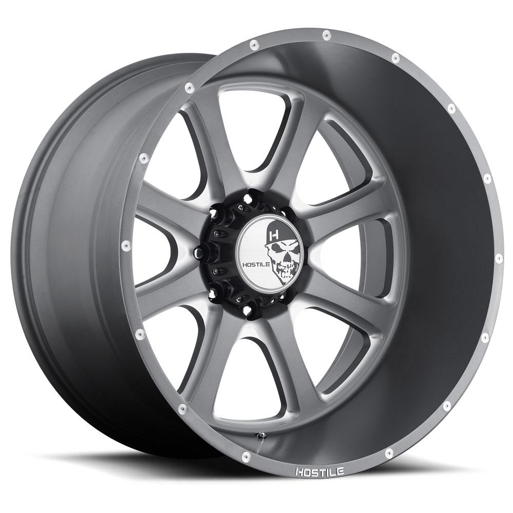 H105 EXILE (8L) Iron Cut - Hostile Wheels